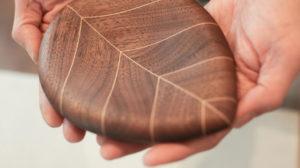 北海道東川町の木工クラフト