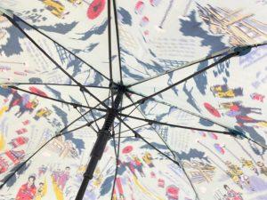 ほぐし織の傘