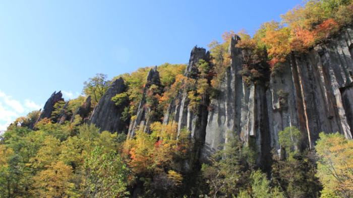 北海道東川町の天人峡